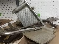 Tire Iron, Wrench, Wheelchair FootRests, Misc.