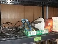 Light, Books, Hardware