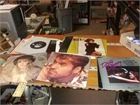 Desk Lot,  Records, Misc.