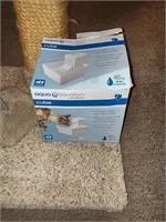 Cat Toys And Aqua Fountain
