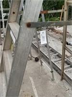 8 Foot Aluminum Ladder