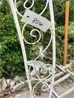 Outdoor Hanging Basket Holder
