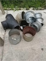 Stove Pipe Fittings
