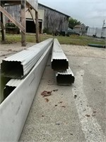 Rain Gutters And PVC Pipe