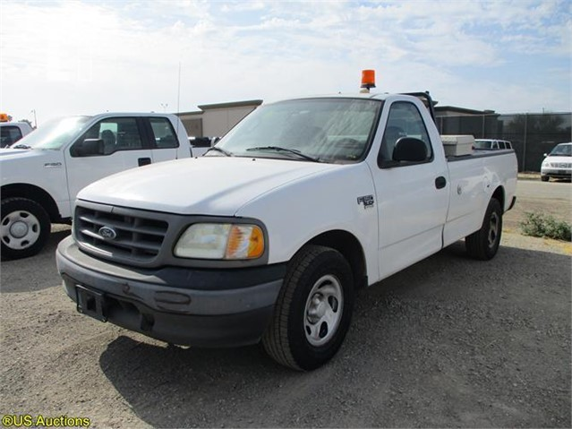 2003 Ford F150 For Sale >> Lot 96 2003 Ford F150 For Sale In Ontario California