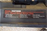 CRAFTSMAN DIRECT DRIVE SCROLL SAW