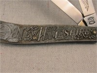 Schrade 13 Colonies New Hampshire Knife LE-