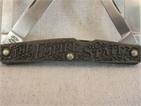 Schrade 13 Colonies New York Knife LE-