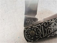 Schrade 13 Colonies Delaware Knife LE-