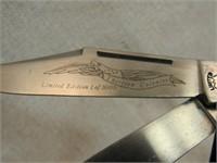 Schrade 13 Colonies South Carolina Knife LE-