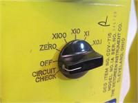 Victoreen CDV-715 Rad Detector-