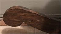"""Solid Wood Rocking Horse 31"""" Long"""