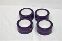 (4) eBay Tape Rolls