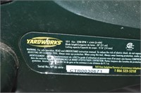 "Yardwork's 20"" Hedge Trimmer"