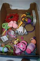 Tray of Assorted Toys