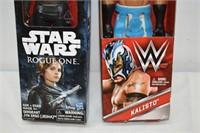 Star Wars Figurine & Kalisto Figurine