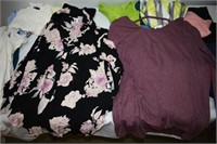Grouping of Ladies Clothes Size L