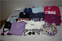(11) Women's T-Shirts Size XL