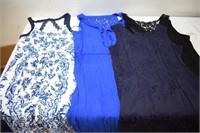 (8) Ladies Dresses Size M-3X