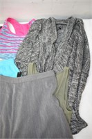 Grouping of Ladies Clothing Size Medium