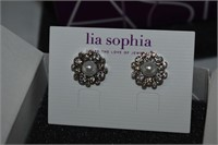 (3) Pieces of Lia Sophia Jewelry