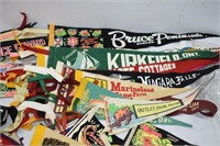 Group of Pennant Flags