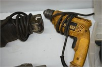 Group of Power Tools (Untested)