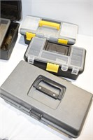 (5) Tool Boxes