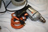 Jig Saw, Scroll Saw, (2) Drills & Grinder