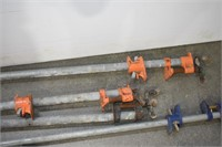 Group of Clamps