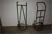 (2) Trolley Carts (Imperfect)