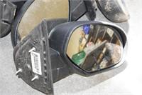 (4) Vehicle Mirrors