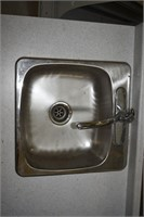 """Sink with Counter Top 25.5""""x62.5"""""""