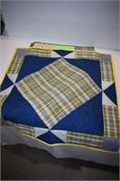 (2) Handmade Quilts