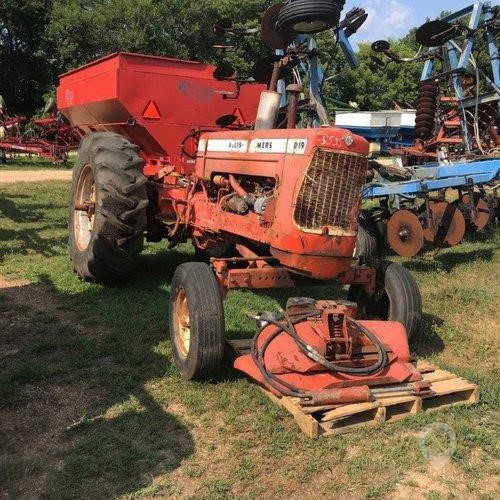 ALLIS-CHALMERS D19 For Sale in Black Creek, Wisconsin, USA
