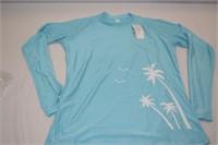 Sun Protection Shirt Ladies Size L
