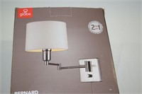Wall Sconce- plug in