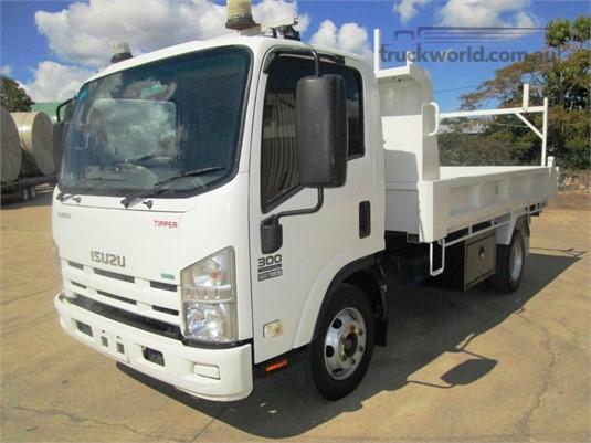 2011 Isuzu NPR 300 Trucks for Sale