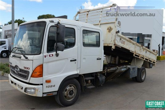 2009 Hino 500 Series 1024 FD - Trucks for Sale