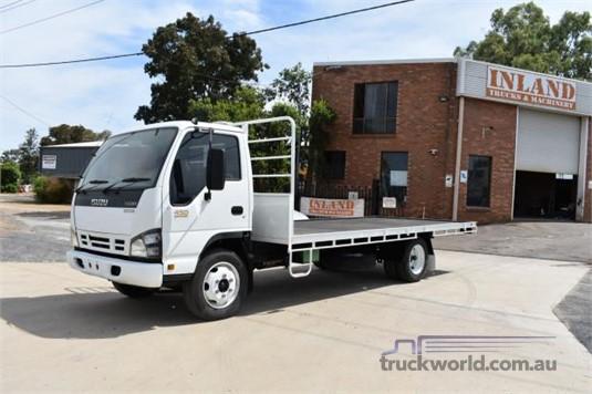 2007 Isuzu NQR 450 Trucks for Sale