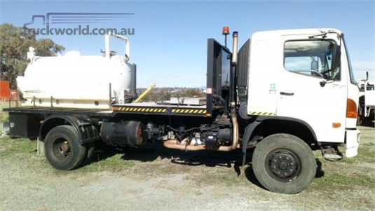 2004 Hino Ranger GT17 - Trucks for Sale