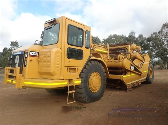 2005 Caterpillar 623G - Heavy Machinery for Sale