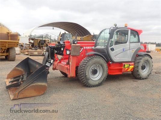 2010 Manitou MT1840 Forklifts for Sale