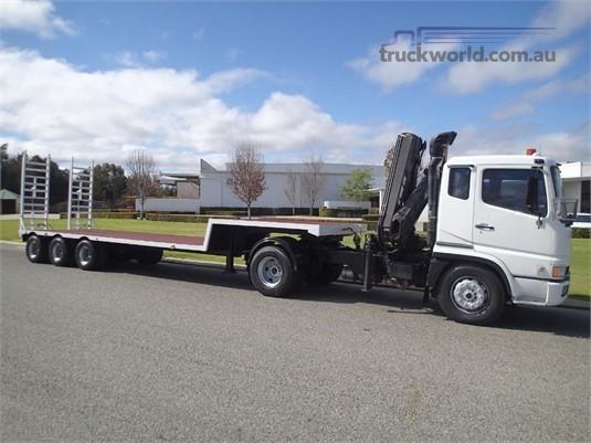 2001 Mitsubishi FP - Trucks for Sale