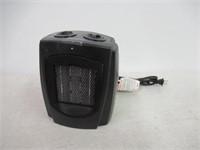 Mainstays Ceramic Heater - Black