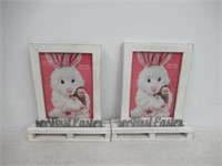 (2) My First Easter Photo Frame