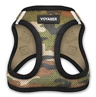 Voyager Step-In Harness Camo - LG