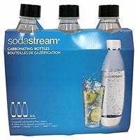 SodaStream 1-Litre Source Carbonating Bottles,