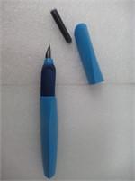 Pelikan Twist Fountain Pen, Medium Nib, Dark