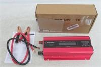 LVYUAN Power Inverter 1000W/2000W Dual AC Outlets
